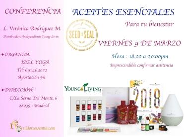 ) de Marzo Centro Izel Yoga Madrid