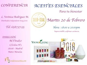 20 de febrero ACTiud50 Madrid